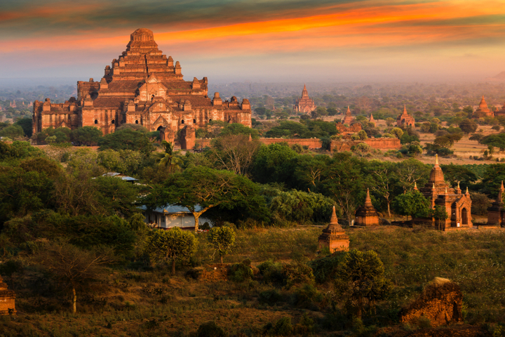 The Ancient Allure of Myanmar