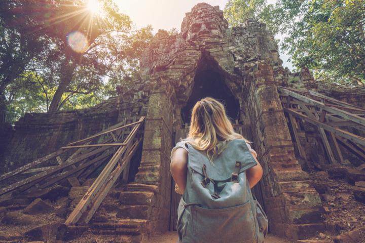 Uncovering Cambodia
