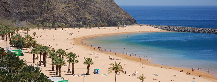 Strålande Kanarieöarna